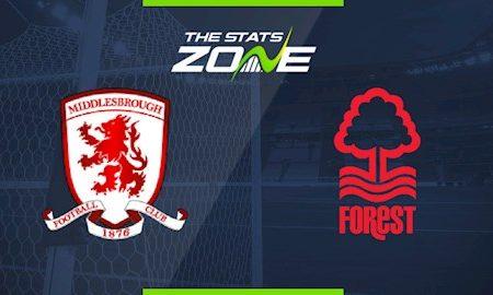 Fun88 Soi Kèo bóng đá Middlesbrough vs Nottingham 2h45 ngày 3/3 (Hạng nhất Anh 2019/20)