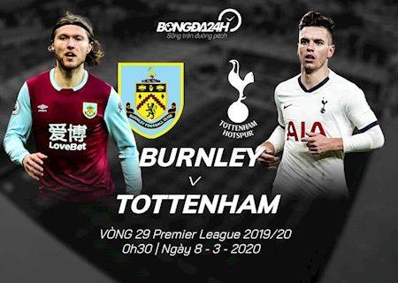 Fun88 Soi Kèo Burnley vs Tottenham (00h30 ngày 08/03): Tỉnh giấc đi, Spurs!