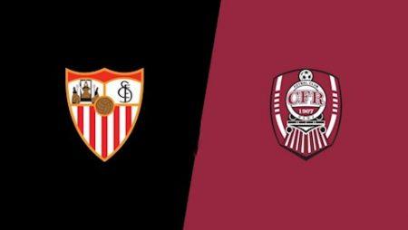 M88 Soi Kèo bóng đá Sevilla vs Cluj 3h00 ngày 28/2 (Europa League 2019/20)