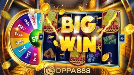 Hướng dẫn chơi slot game tại nhà cái M88 chắc thắng