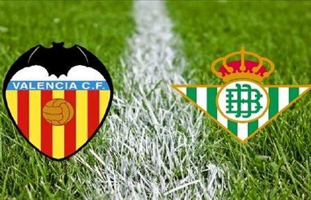 188Bet Soi Kèo bóng đá Valencia vs Betis 22h00 ngày 29/2 (La Liga 2019/20)