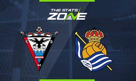 188Bet Soi Kèo bóng đá Mirandes vs Sociedad 3h00 ngày 5/3 (Cúp Nhà vua TBN 2019/20)