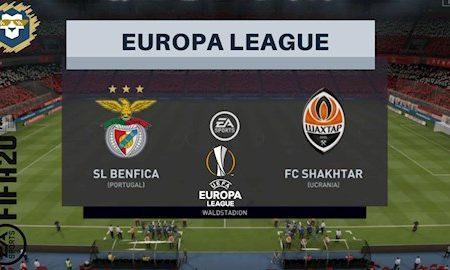 M88 Soi Kèo bóng đá Benfica vs Shakhtar 3h00 ngày 28/2 (Europa League 2019/20)