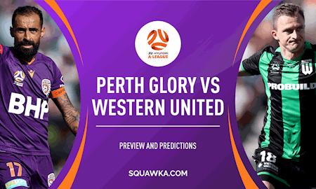 M88 Soi Kèo bóng đá Perth Glory vs Western United 17h30 ngày 23/3 (VĐQG Australia 2019/20)