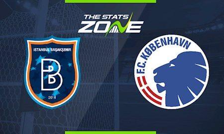M88 Soi Kèo bóng đá Istanbul Basaksehir vs Copenhagen 0h55 ngày 13/3 (Europa League 2019/20)