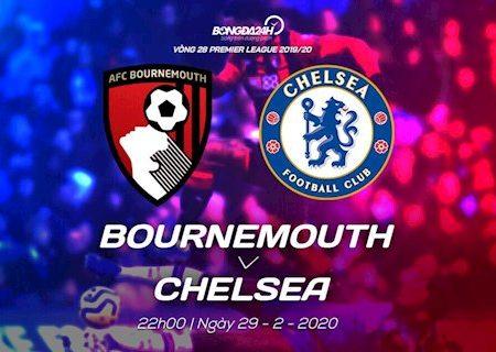 Fun88 Soi Kèo Bournemouth vs Chelsea (22h00 ngày 29/2): Thảm họa nối tiếp thảm họa