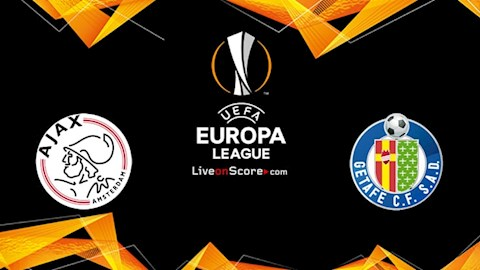 M88 Soi Kèo bóng đá Ajax vs Getafe 3h00 ngày 28/2 (Europa League 2019/20)