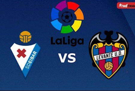 188Bet Soi Kèo bóng đá Eibar vs Levante 19h00 ngày 29/2 (La Liga 2019/20)