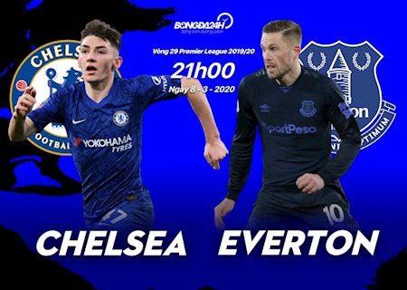 Fun88 Soi Kèo Chelsea vs Everton (21h00 ngày 8/3): Hứng bão tố từ Carletto