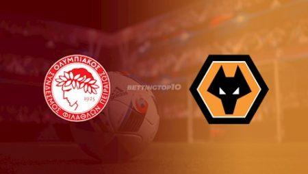 M88 Soi Kèo bóng đá Olympiakos vs Wolves 3h00 ngày 13/3 (Europa League 2019/20)