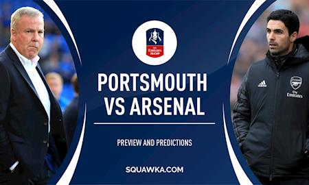 Fun88 Soi Kèo bóng đá Portsmouth vs Arsenal 2h45 ngày 3/3 (FA Cup 2019/20)