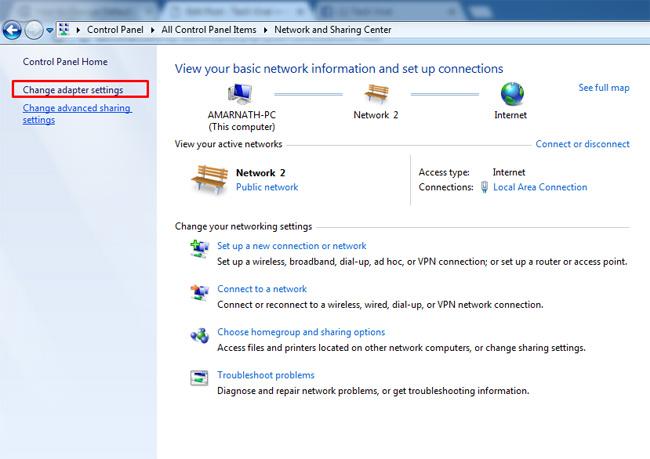 Cách Đổi DNS Trên Tất Cả Windown Để Vào Trang Cá Cược 1
