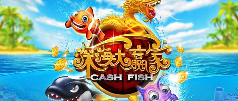 Tìm hiểu về trò chơi bắn cá ăn tiền thật CASH FISH tại nhà cái W88