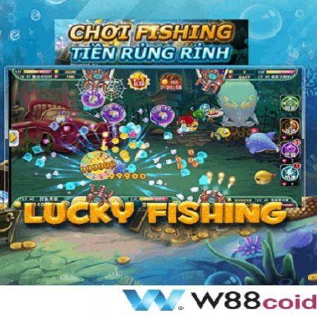 Khám phá trò Lucky fishing tại nhà cái Sbobet