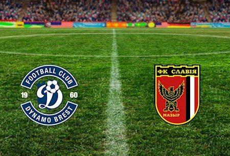 M88 Soi Kèo bóng đá Dinamo Brest vs Slavia Mozyr 23h30 ngày 4/4 (VĐQG Belarus 2020)