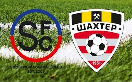 M88 Soi Kèo bóng đá Smolevichi vs Shakhtyor Soligorsk 21h00 ngày 12/4 (VĐQG Belarus 2020)