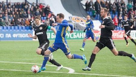 M88 Soi Kèo bóng đá Isloch Minsk vs Slutsk 22h00 ngày 5/4 (VĐQG Belarus 2020)