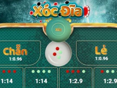 Xóc đĩa online – Trò chơi hấp dẫn bạn đừng bỏ lỡ