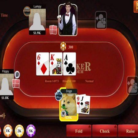 Kinh nghiệm của người chơi lâu năm Poker Texas Hold'em