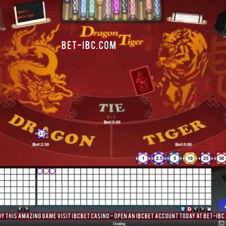 Hướng dẫn luật chơi Dragon & Tiger cho người mới