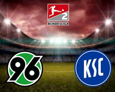 M88 Soi Kèo bóng đá Hannover vs Karlsruher 23h30 ngày 27/5 (Hạng 2 Đức 2019/20)