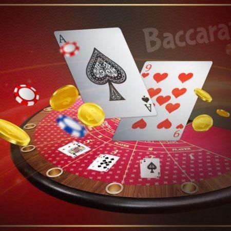 1Gom giới thiệu về Baccarat online và các thuật ngữ cơ bản