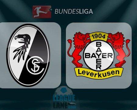 M88 Soi Kèo bóng đá Freiburg vs Leverkusen 1h30 ngày 30/5 (Bundesliga 2019/20)