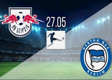 M88 Soi Kèo bóng đá Leipzig vs Hertha Berlin 23h30 ngày 27/5 (Bundesliga 2019/20)