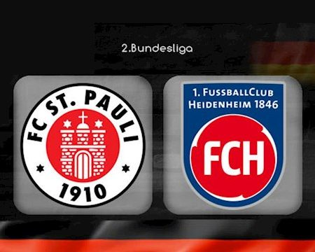 M88 Soi Kèo bóng đá St.Pauli vs Heidenheim 23h30 ngày 27/5 (Hạng 2 Đức 2019/20)