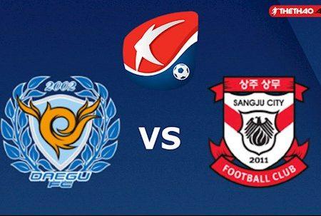 M88 Soi Kèo bóng đá Daegu vs Sangju Sangmu 17h30 ngày 29/5 (VĐQG Hàn Quốc 2020)