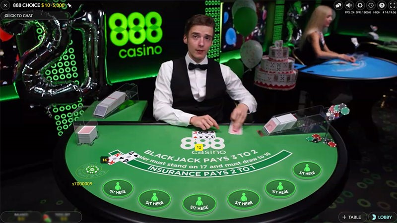 Cách chơi Blackjack toàn tập tại Empire777 2