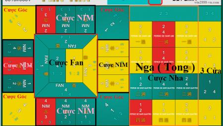 Cách chơi Fan Tan – Xóc đĩa online ăn tiền chuẩn chỉ tại Vaobong