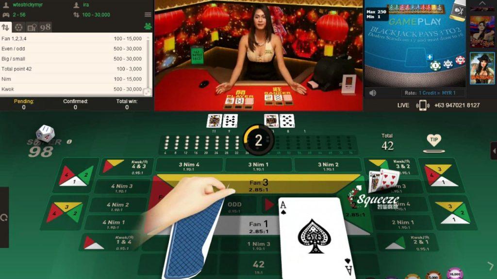Cách chơi Fan Tan – Xóc đĩa online ăn tiền chuẩn chỉ tại Vaobong 2