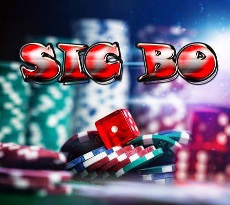 Chơi Sicbo online chắc thắng 99% tại W88