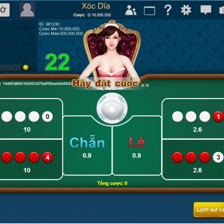 Kinh nghiệm chơi Xóc đĩa online tại M88