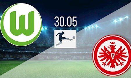 M88 Soi Kèo bóng đá Wolfsburg vs Frankfurt 20h30 ngày 30/5 (Bundesliga 2019/20)