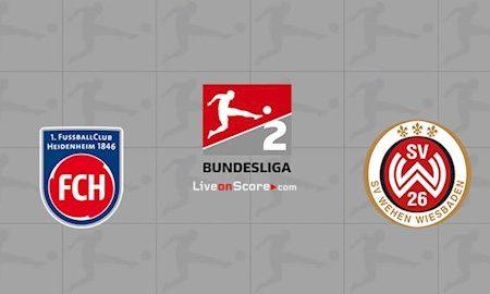 M88 Soi Kèo bóng đá Heidenheim vs Wehen 23h30 ngày 22/5 (Hạng 2 Đức 2019/20)