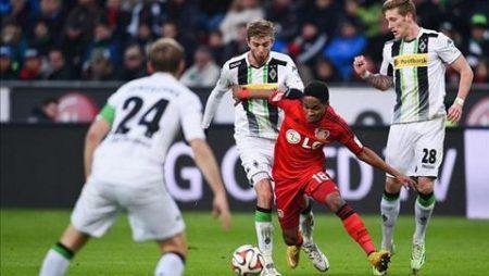 M88 Soi Kèo bóng đá Gladbach vs Leverkusen 20h30 ngày 23/5 (Bundesliga 2019/20)