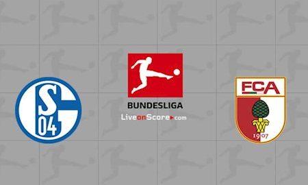 M88 Soi Kèo bóng đá Schalke vs Augsburg 18h30 ngày 24/5 (Bundesliga 2019/20)