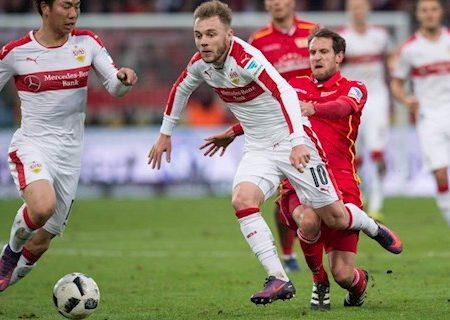 M88 Soi Kèo bóng đá Wehen vs Stuttgart 18h30 ngày 17/5 (Hạng 2 Đức 2019/20)