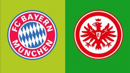 M88 Soi Kèo bóng đá Bayern Munich vs Frankfurt 23h30 ngày 23/5 (Bundesliga 2019/20)