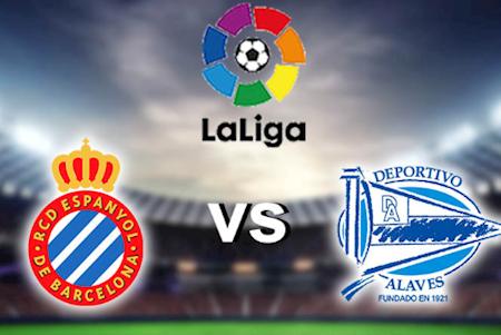 188Bet Soi Kèo bóng đá Espanyol vs Alaves 19h00 ngày 13/6 (La Liga 2019/20)