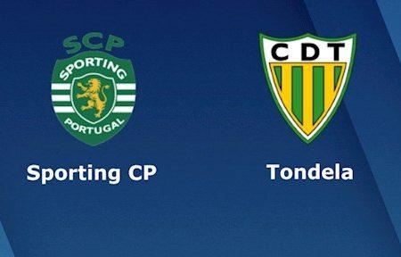 M88 Soi Kèo bóng đá Sporting Lisbon vs Tondela 3h15 ngày 19/6 (VĐQG Bồ Đào Nha 2019/20)