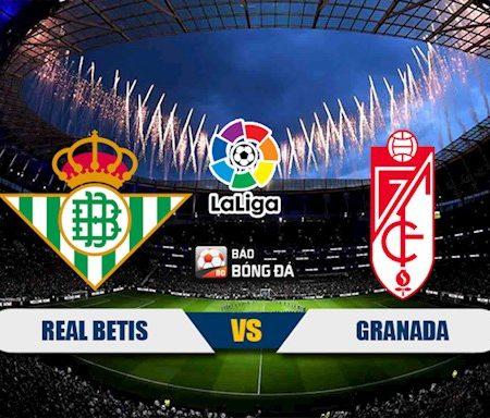 188Bet Soi Kèo bóng đá Betis vs Granada 3h00 ngày 16/6 (La Liga 2019/20)