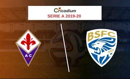 M88 Soi Kèo bóng đá Fiorentina vs Brescia 0h30 ngày 23/6 (Serie A 2019/20)