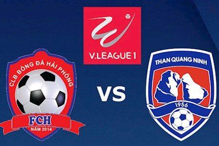 M88 Soi Kèo bóng đá Hải Phòng vs Quảng Ninh 17h00 ngày 17/6 (V-League 2020)