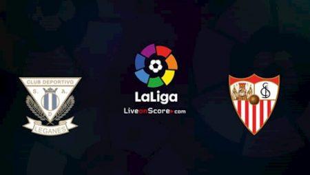 188Bet Soi Kèo bóng đá Leganes vs Sevilla 2h00 ngày 1/7 (La Liga 2019/20)