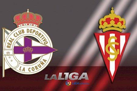 188Bet Soi Kèo bóng đá Deportivo vs Gijon 22h00 ngày 14/6 (Hạng 2 TBN 2019/20)