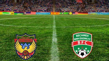 M88 Soi Kèo bóng đá Hà Tĩnh vs Bình Dương 18h00 ngày 30/6 (V-League 2020)