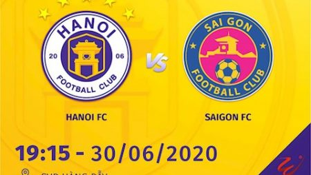 M88 Soi Kèo bóng đá Hà Nội vs Sài Gòn (19h15 ngày 30/6): Cơ hội tăng tốc